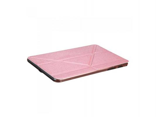 Чехол IT BAGGAGE для планшета Samsung Galaxy Tab4 8 Hard case искусственная кожа красный ITSSGT4801-3 it baggage чехол для samsung galaxy tab e 8 black