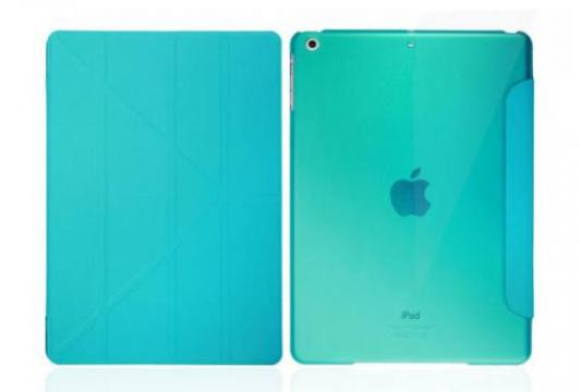 Чехол IT BAGGAGE ITIPAD501-4 для iPad Air голубой