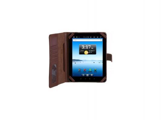 """Чехол IT BAGGAGE Универсальный для планшета 8"""" искусственная кожа коричневый ITUNI802-2"""