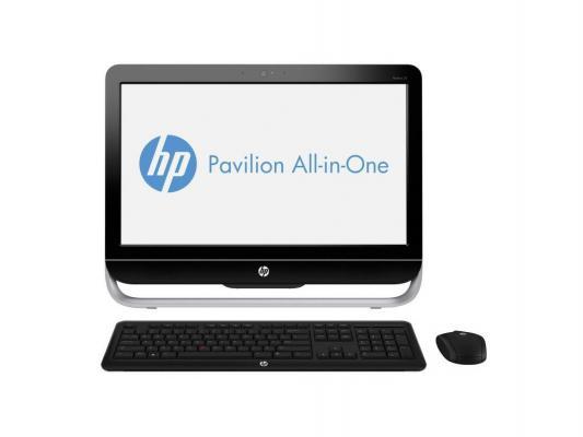 """Купить Моноблоки   Моноблок HP Pavilion 23-g101nr AiO 23"""" 1920x1080/G3240T/2.7GHz/4Gb/ 500Gb/ Intel HD Graphics/DVD-RW/Win8.1 черный J2G34EA"""