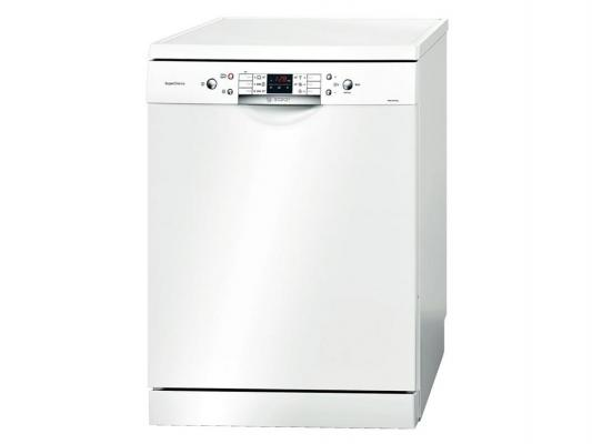 Посудомоечная машина Bosch SMS68M52RU белый