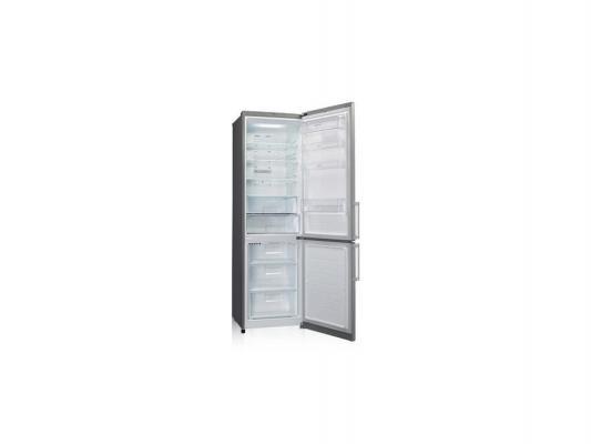 Холодильник LG GA-B489YAQZ серебристый