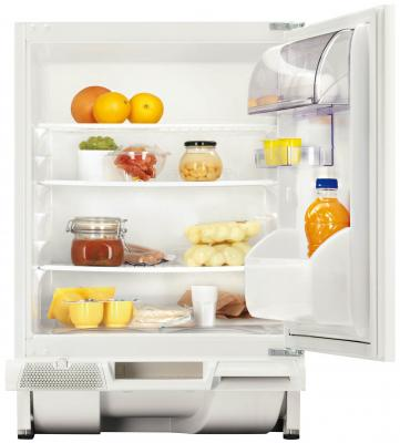 Встраиваемый холодильник Zanussi ZUA14020SA белый