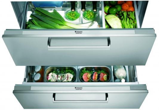 Картинка для Встраиваемый холодильник Hotpoint-Ariston BDR 190 AAI/HA серебристый