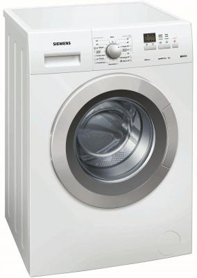 Стиральная машина Siemens WS10G160OE белый