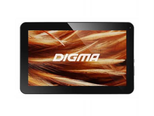 "Планшет Digma Optima 10.1 10.1"" 1024x600 MTK8382 1.2GHz 4C 1Gb 8Gb microSD 3G WiFi Bluetooth GPS Android черный 875367"