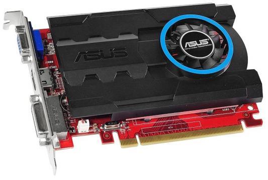 Видеокарта 1024Mb ASUS R7 240 PCI-E 64bit GDDR3 DVI HDMI DP CRT R7240-1GD3 Retail