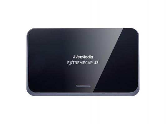 Карта видеонаблюдения внешний Avermedia ExtremeCap U3 CV710 USB3.0 S-Video RCA PDU HDMI