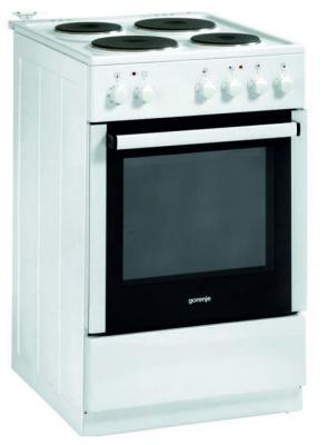 Электрическая плита Gorenje E52102AW0 белый