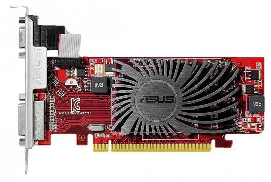 Видеокарта 1024Mb ASUS R5 230 PCI-E GDDR3 64bit DVI HDMI HDCP R5230-SL-1GD3-L Retail pci e to