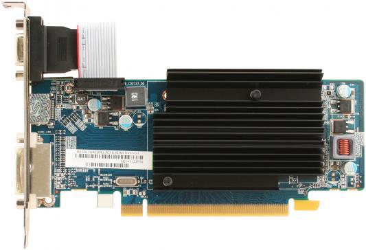 Видеокарта 2048Mb Sapphire R5 230 PCI-E  GDDR3 64bit DVI HDMI HDCP CRT 11233-02-10G bulk видеокарта asus geforce gtx 1060 1620mhz pci e 3 0 6144mb 8208mhz 192 bit dvi hdmi hdcp rog strix gtx1060 o6g gaming