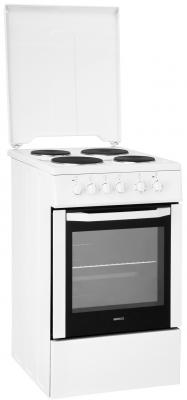 Электрическая плита Beko CSS 56000 W белый