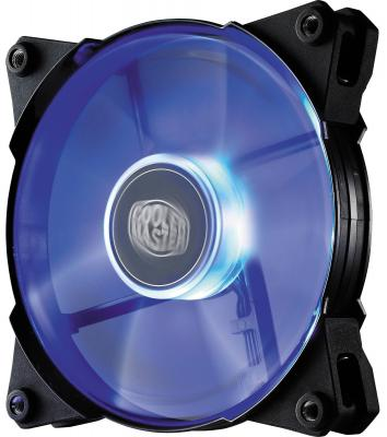 Вентилятор Cooler Master Jetflo 120 Blue R4-JFDP-20PB-R1 120mm 800-2000rpm