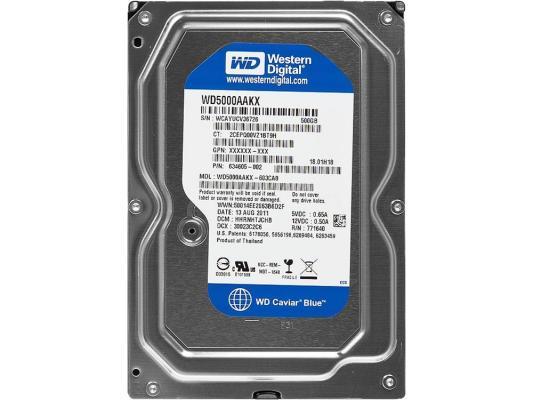 """Жесткий диск 3.5"""" 500Gb 7200rpm HP SATAIII QK554AA"""