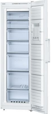 все цены на Морозильная камера Bosch GSN36VW20R белый онлайн