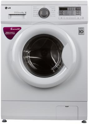 Стиральная машина LG F10B8ND белый стиральная машина lg fh0b8nd3 белый