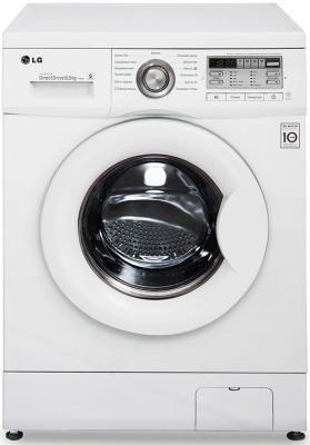 Стиральная машина LG F10B8MD белый стиральная машина lg f80b8ld0 стиральная машина