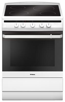 Электрическая плита Hansa FCCW63000 белый