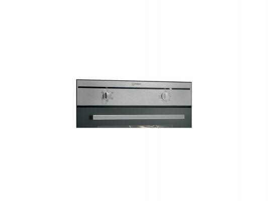 Электрический шкаф Indesit 7OFIM 20 K.A IX серебристый