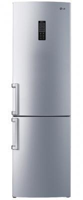 все цены на  Холодильник LG GA-B489ZVCK серебристый  онлайн