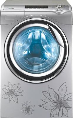Стиральная машина Daewoo DWD-UD2413K серебристый с рисунком стиральная машина daewoo electronics dwd ud 2413 k
