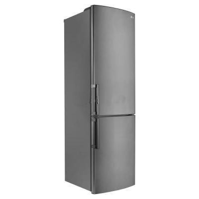 Холодильник LG GA-B489YMCZ серебристый led панели lg 32se3b b