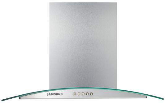 Вытяжка каминная Samsung HDC6255BG серебристый