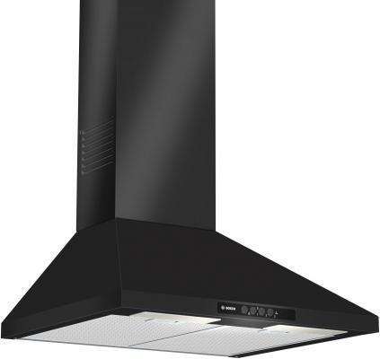 Вытяжка каминная Bosch DWW06W460 черный