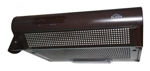 Вытяжка подвесная Elikor Davoline 50П-290-П3Л коричневый