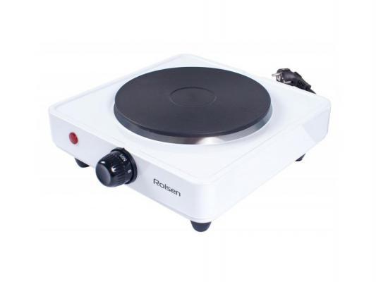 Электроплитка Rolsen REC-2001 1000Вт белый