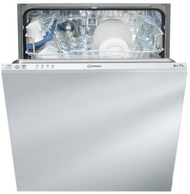 Встраиваемая посудомоечная машина Indesit DIF 14B1 EU белый