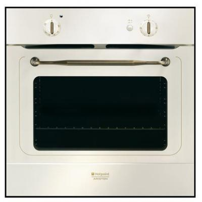 Газовый шкаф Hotpoint-Ariston 7OFHR G OW белый