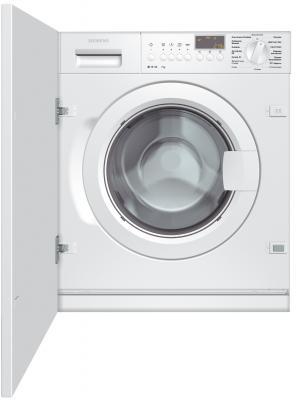 Стиральная машина встраиваемая Siemens WI14S440OE белый