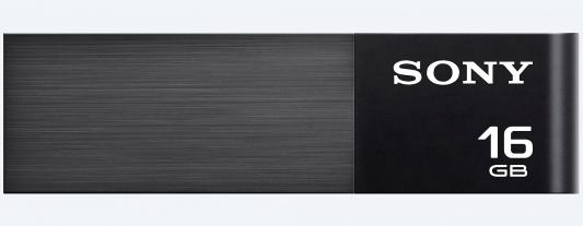 Флешка USB 16Gb Sony Microvault W USM16W черный