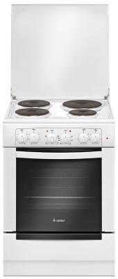 Электрическая плита Gefest ЭПНД 6140-01 белый все цены
