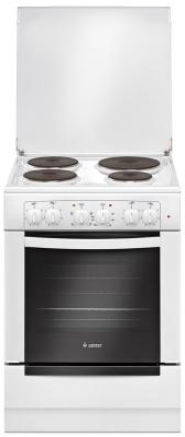 Электрическая плита Gefest ЭПНД 6140-01 белый цена и фото