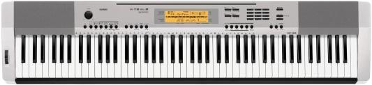Цифровое фортепиано Casio CDP-230RSR 88 клавиш USB SDHC AUX серебристый