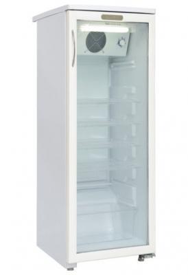 Холодильник-витрина Саратов 501 (КШ-160) белый