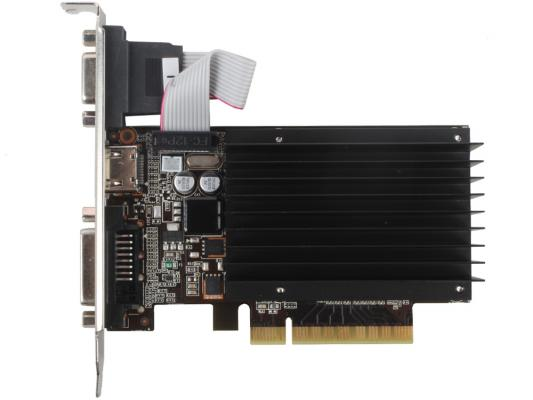Видеокарта Palit GeForce GT 730 GeForce GT730 PCI-E 2048Mb GDDR3 128 Bit Retail