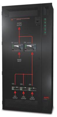 Байпас APC Parallel Maintenance Bypass Panel 400V 182.4А SBPAR10K20H-WP