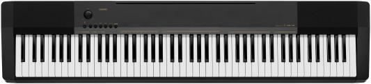 цены Цифровое фортепиано Casio CDP-130BK 88 клавиш USB MIDI черный