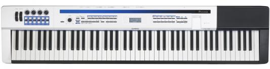 Цифровое фортепиано Casio Privia PX-5SWE 88 клавиш USB черно-белый