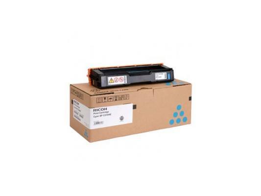 Картридж Ricoh SP C310E голубой 406349/407641 тонер ricoh 406349