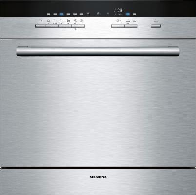 Встраиваемая посудомоечная машина Siemens SC76M522RU серебристый