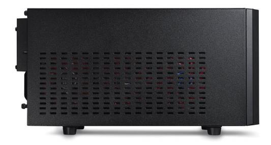 Корпус mini-ITX Cooler Master Elite 130 Без БП чёрный RC-130-KKN1