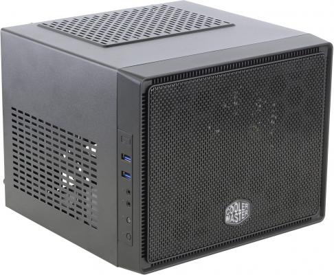 Корпус mini-ITX Cooler Master RC-110-KKN2 Без БП чёрный RC-110-KKN2 корпус mini itx cooler master elite 120 без бп чёрный rc 120a kkn1