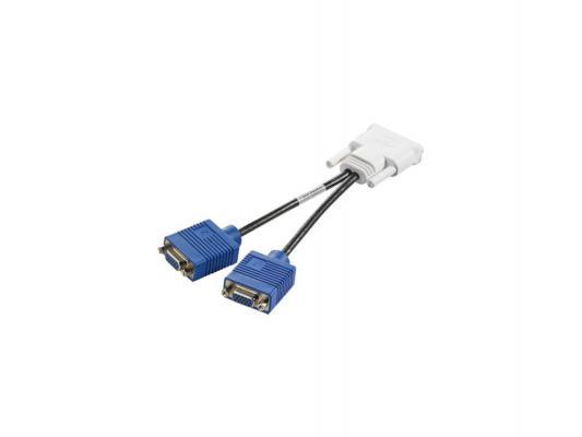 Кабель HP GS567AA DMS-59 to Dual VGA для WS