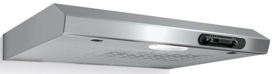 Вытяжка подвесная Jetair SENTI SI/F/60 серебристый вытяжка jet air senti f 50 si