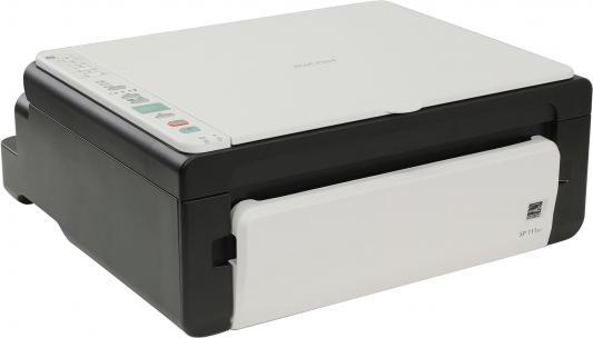 Лазерное МФУ Ricoh Aficio SP 111SU А4, 16 стр/мин копир цв.сканер, USB2.0, cтарт.картридж (407418)