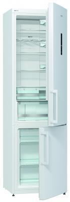 Холодильник Gorenje NRK6201MW белый NRK6201MW